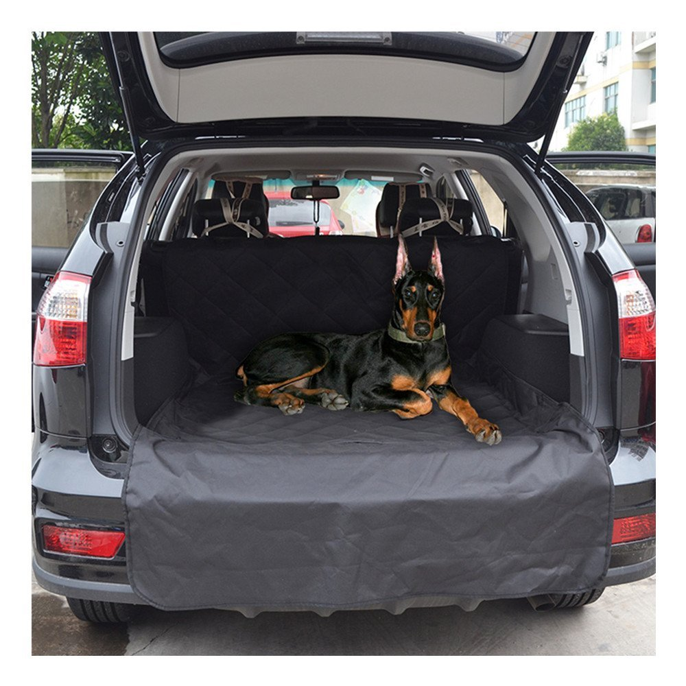 Dog Car Protector >> Pets Cover with Extra Bumper Flap - All For Your Pets