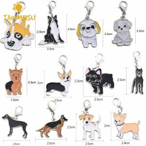 Pet Identity Tag ID Card