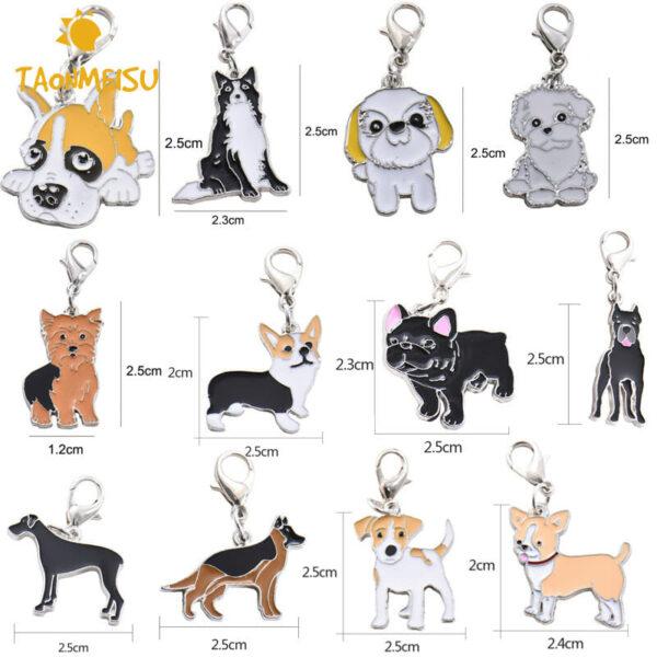Pet Identity Tag ID Card